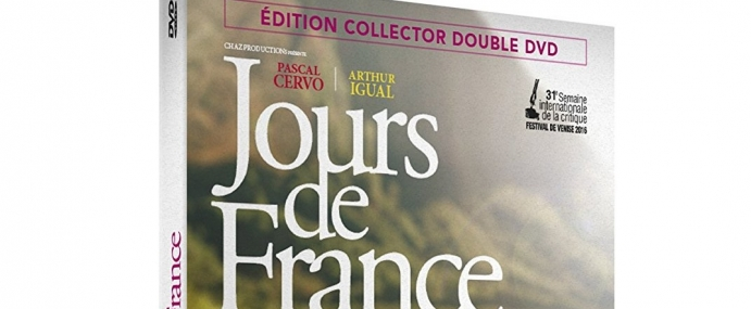 JOURS DE FRANCE – Le DVD collector disponible chez KMBO