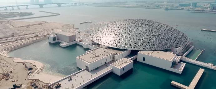 Diffusion du LOUVRE ABU DHABI sur France 5